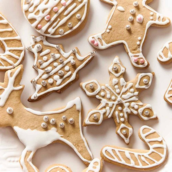Ginger Bread Biscuits with Good Harvest Co. Plain Flour