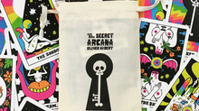 Secret Arcana Tarot deck available now!
