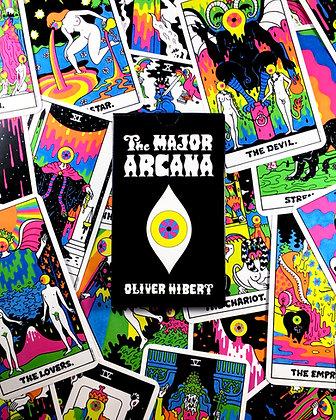 THE MAJOR ARCANA - 22 Card Tarot Deck