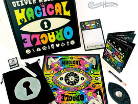 OLIVER HIBERT'S MAGICAL ORACLE - DELUXE EDITION - AVAILABLE NOW