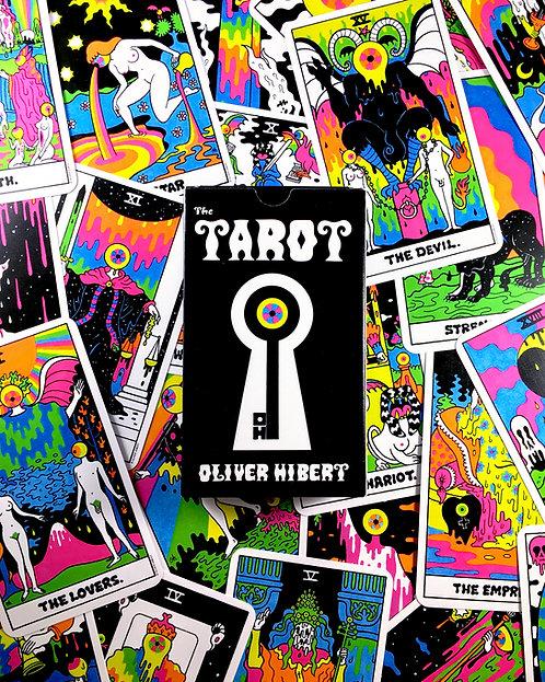 THE TAROT - 78 Card Full Deck