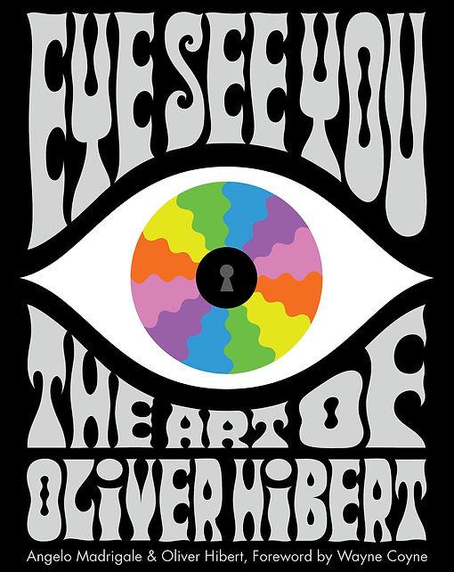 Oliver Hibert - Eye See You - Art Book