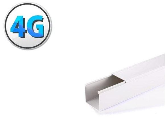 תעלת תקשורת 4G לשבוע