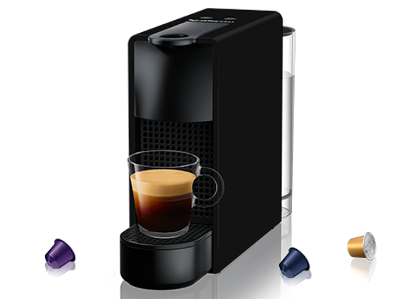 מכונת קפה עם מערכת הקלטה מקצועית
