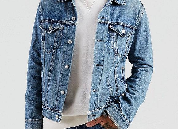 ג'קט ג'ינס אופנתי