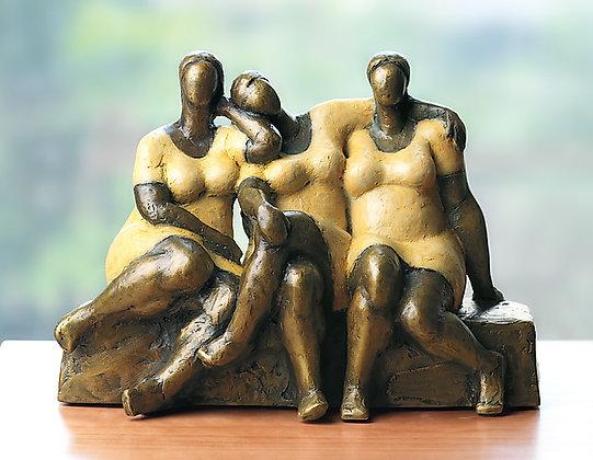 פסל דקורטיבי למשרד