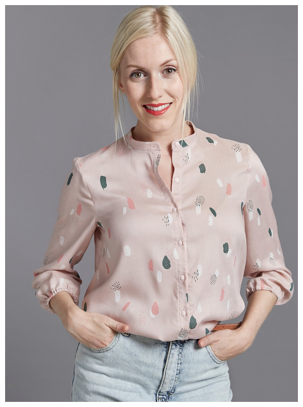 The avid seamstress the blouse review