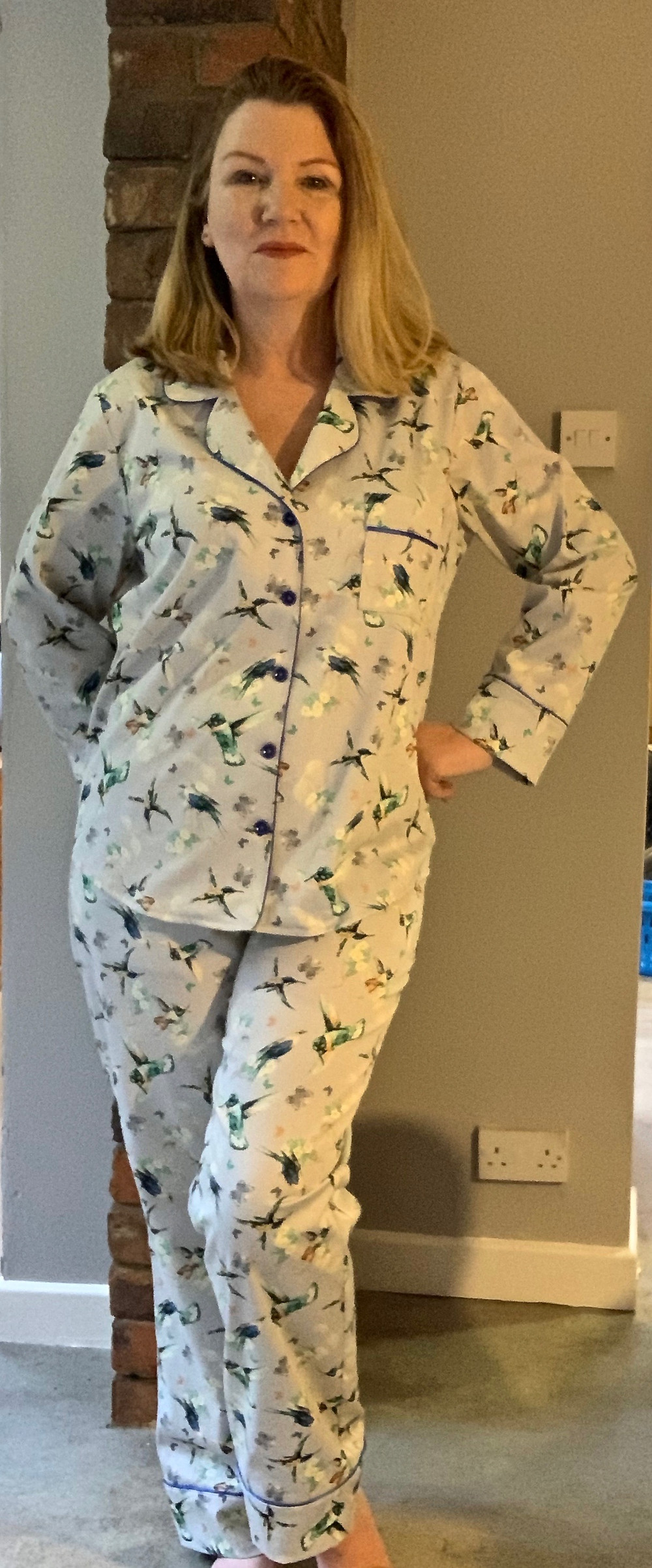 Closet Case Patterns Carolyn Pyjama Review