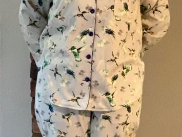 Carolyn Pyjamas the first of my Make Nine