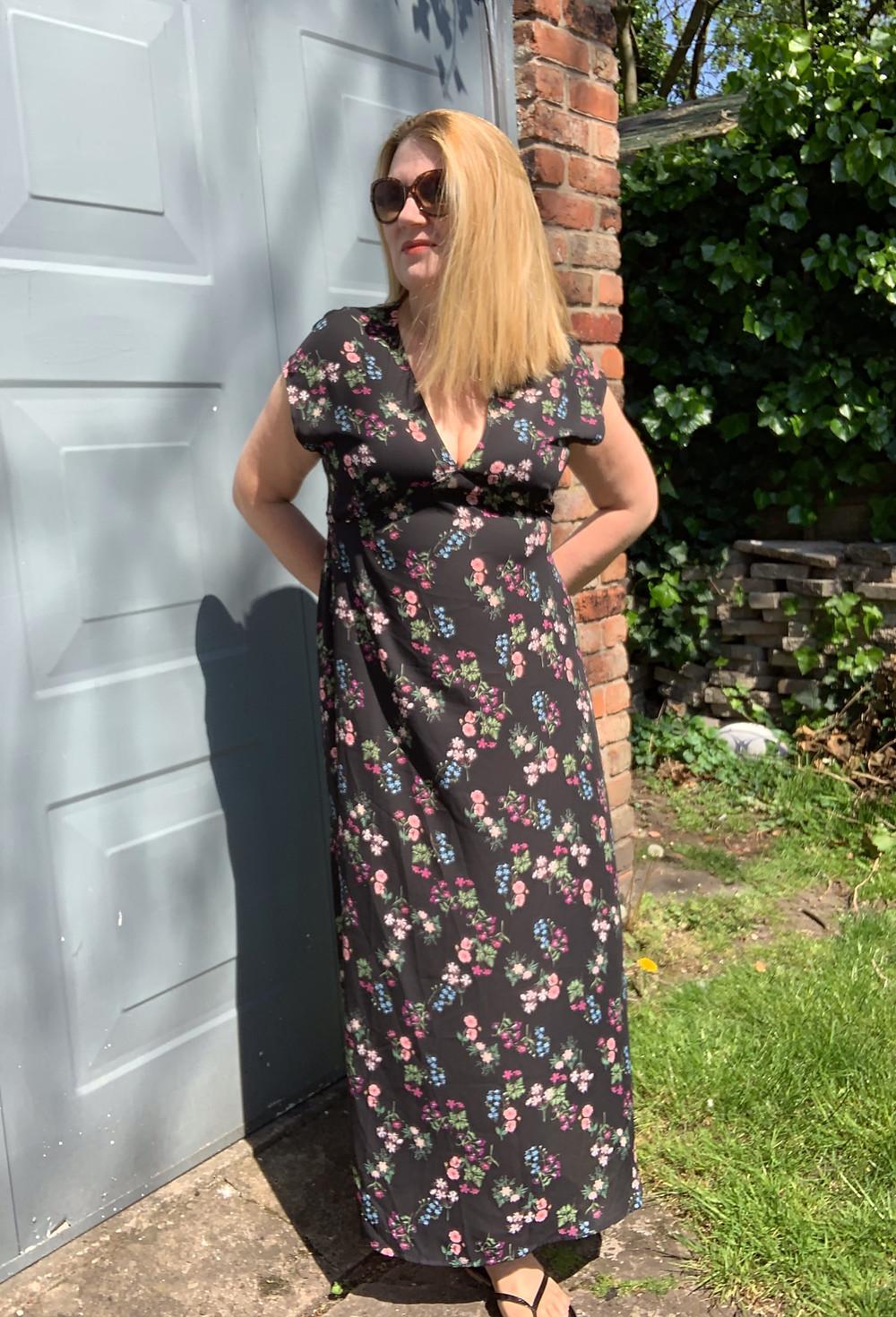 Lois Dress from Tesutti Patterns