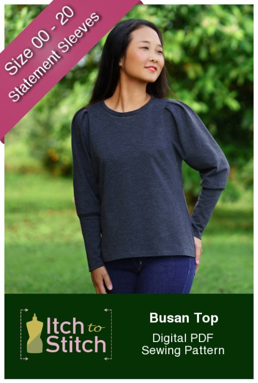 Itch to Stitch Busan Top Review