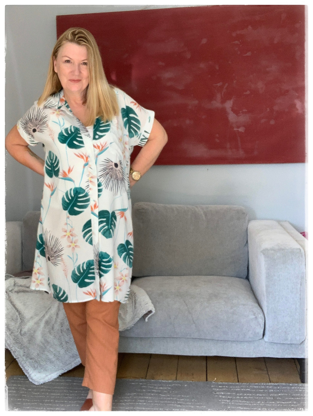 Kalle Shirtdress Closet Case Patterns