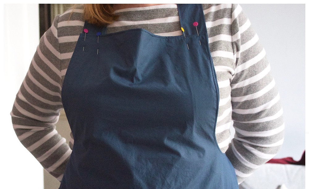 The Assembly Line Apron Dress Review