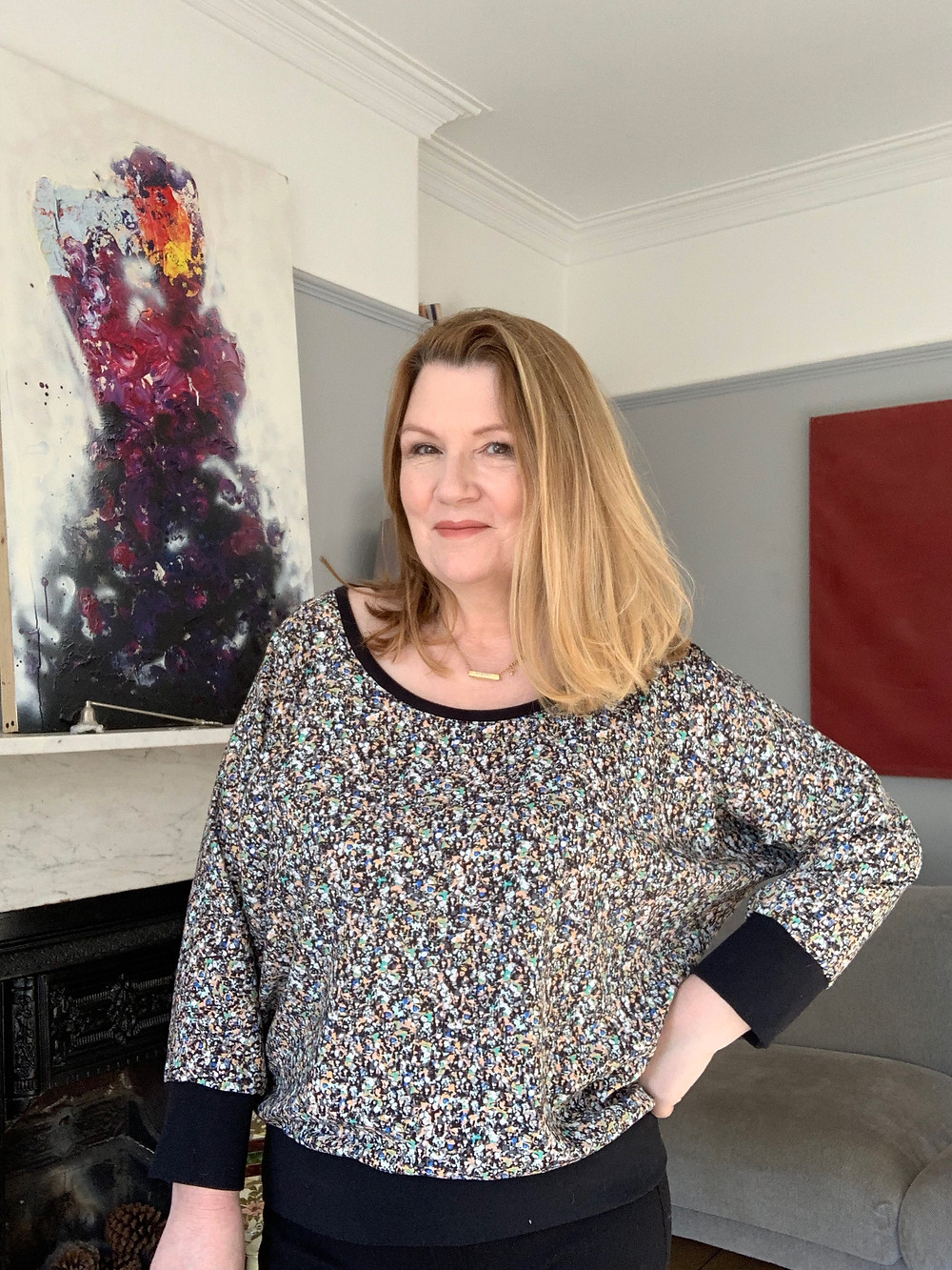 The Sewing Revival Rosella Top Review