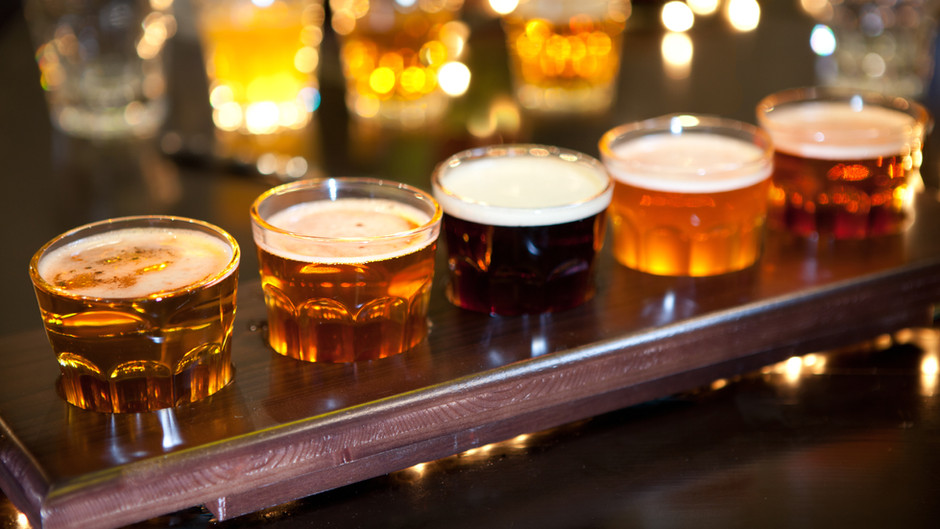 Awesome ways to drink beer
