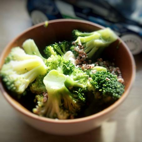 Brokolių ir grikių košė (nuo 6 mėn iki 99+)