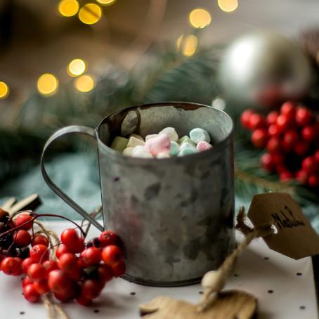 Karštas šokoladinis gėrimas su apelsinų sultimis (+mūsų laiškas Kalėdai)