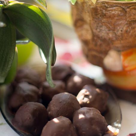 Avokado šokoladiniai saldainiai (nuo 3 metų)