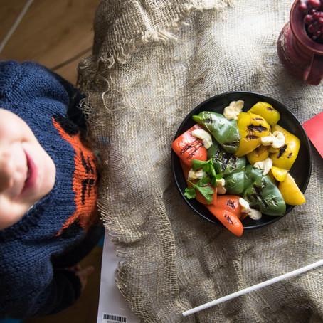 Paprikų salotos