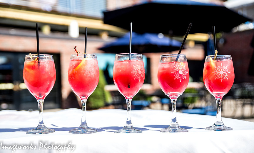Summer Drinks Photography