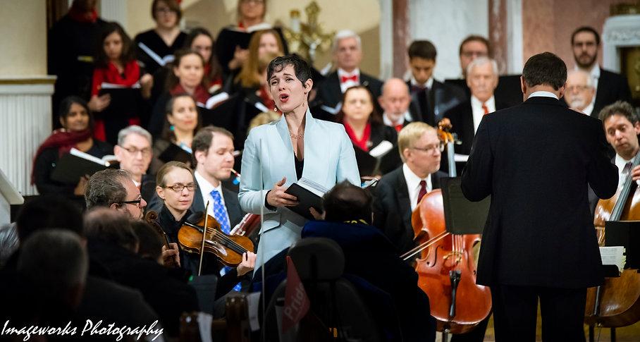 Opera Photograhy Handel