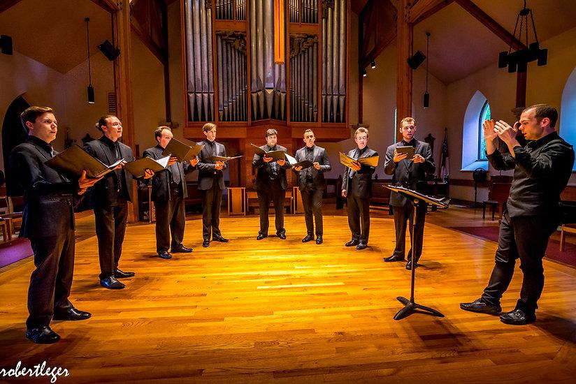 Classical Music Photography, Choir Photography