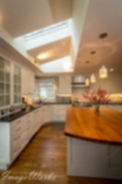Interior Photography Kitchens Boston