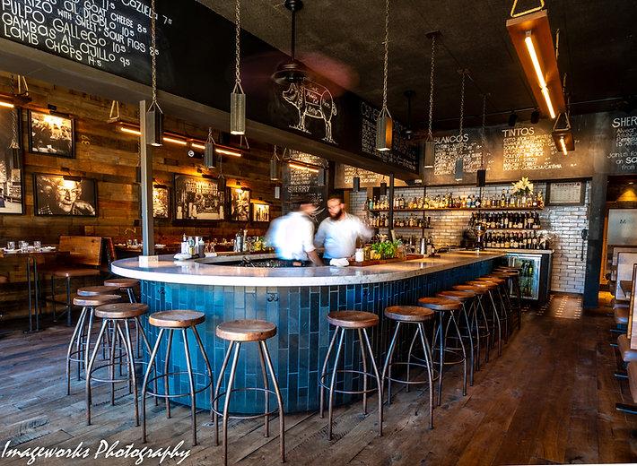 Restaurant Hospitality Photography