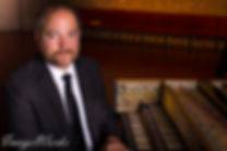 Publicity Headshot Photography Classical Music Photography