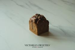 Cupcake chocolat noix de coco