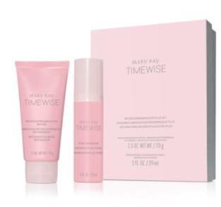 TimeWise Microdermabrasion Plus Set