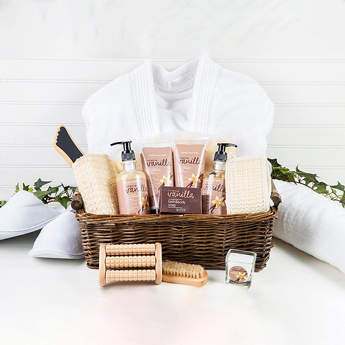 """""""The Night Before"""" Stress-Free Bride Basket"""