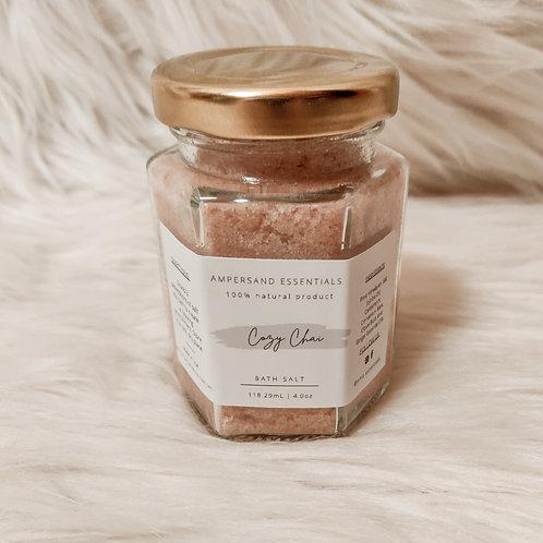 Cozy Chai Bath Salt