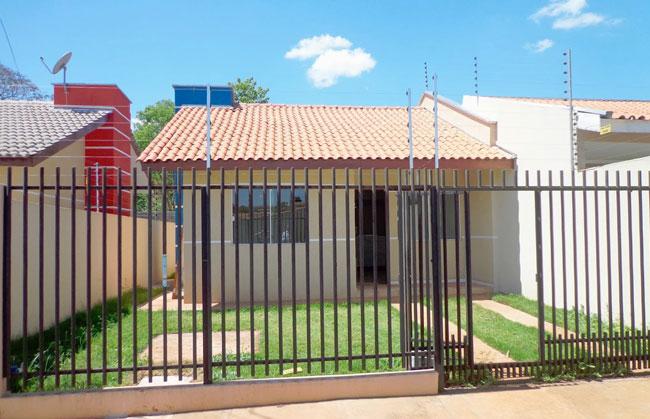 Grade residencial