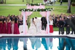 nyc wedding reception yacht