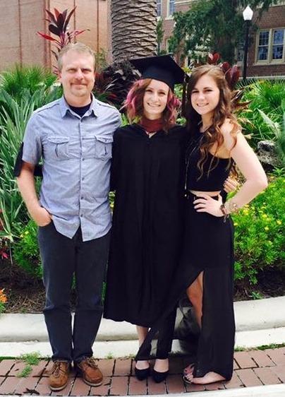 Brittany's MFA Graduation