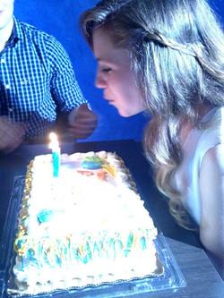 Jordan's 18th Birthday