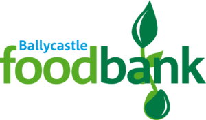 Fundraising for Ballycastle Food Bank