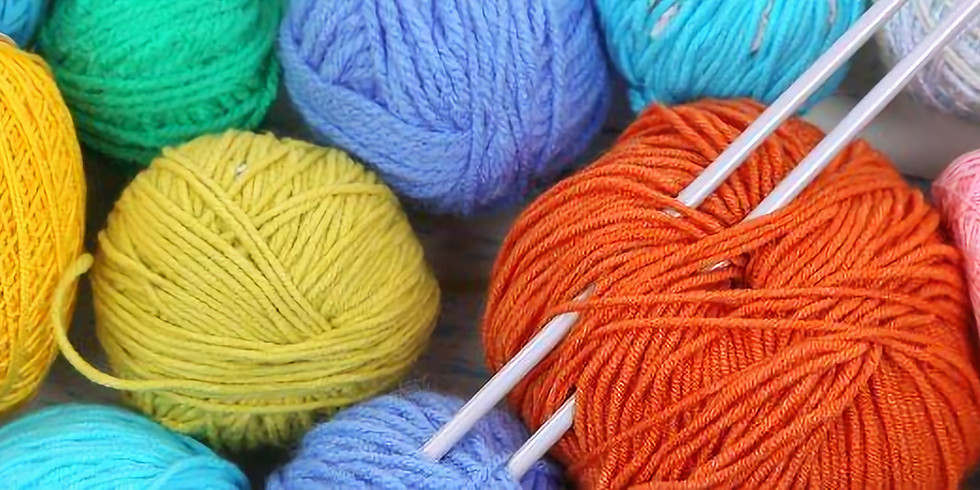 Knitting Group (Zoom)