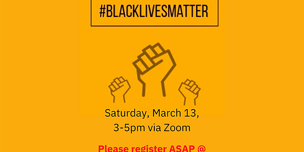 Virtual Black Lives Matter Forum (1)