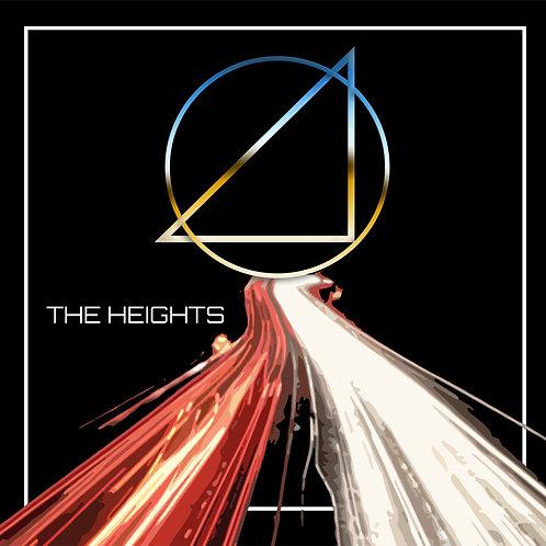 The Heights EP Digipak CD