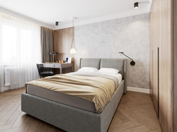 Гостевая спальная
