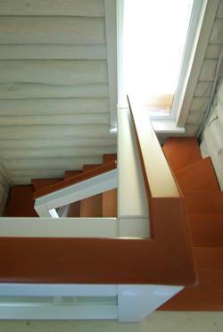 Лестница на 2-ой этаж