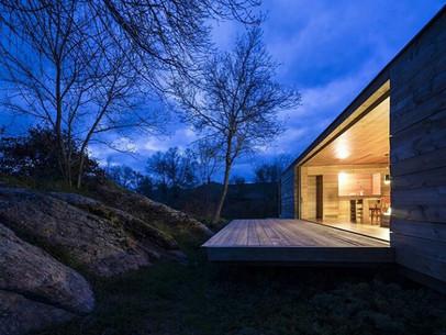 Ландшафт и современная архитектура