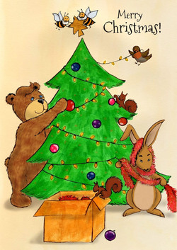 Merry Christmas from Bambu