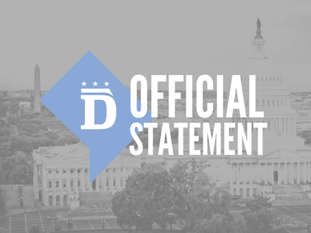 DC Democratic Party Statement on Election Results