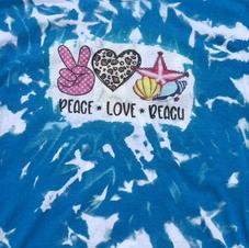 Peace Love ? $25.00