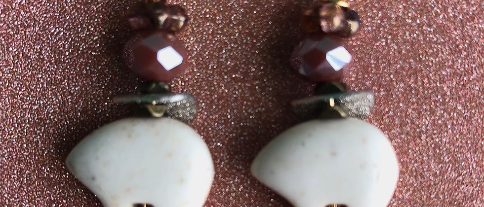 Zuni Bear Earrings