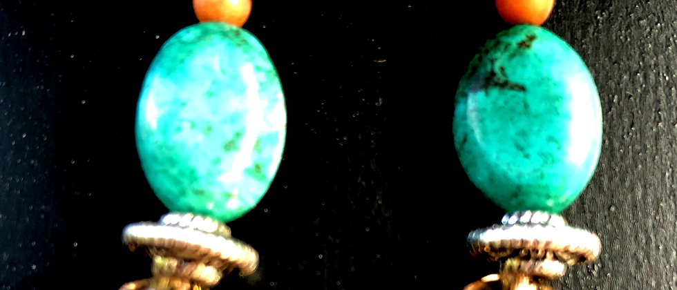 Turquoise and Crystals