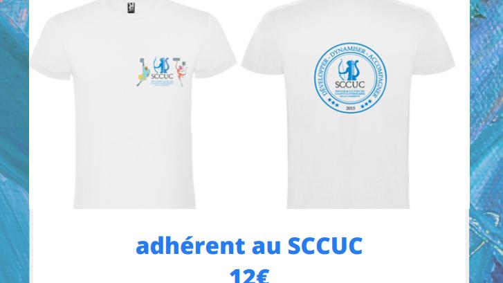 Le tee-shirt du SCCUC